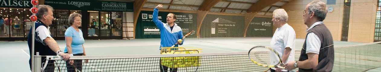 Victoria Jungfrau Tenniscenter Interlaken