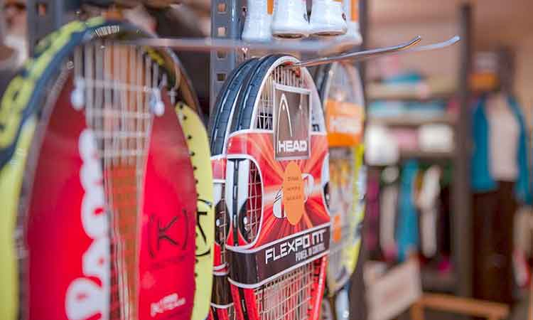 tennis shop interlaken