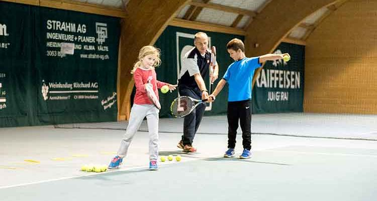 Tennisschule Keller Interlaken