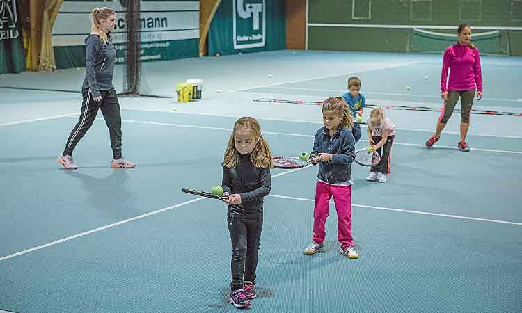 Tennisschule Keller, Interlaken